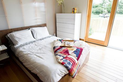 A Sleek Pre-Fab Design For The Modern Homesteader | Pre Fab Homes | Scoop.it