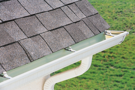 Ultimate Gutter Guard | Gutter Outlets & Downspouts | Scoop.it