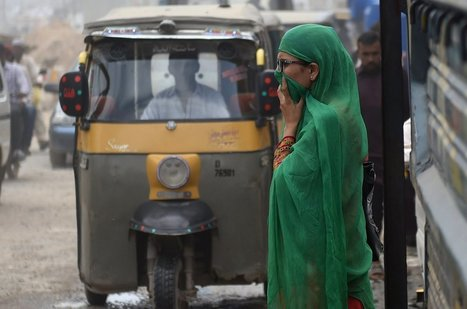 Cab company hires women drivers in Pakistani cities | gender issues - human rights | Scoop.it