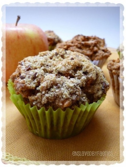 Vegan Morning Glory Muffin Recipe | To be a good Man | Scoop.it