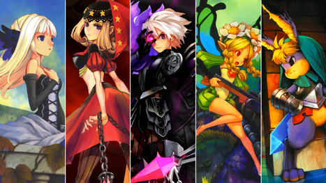 Looking For A Video Game That Is a 'Literary Masterpiece'? Try Odin Sphere. | Social media and education | Scoop.it