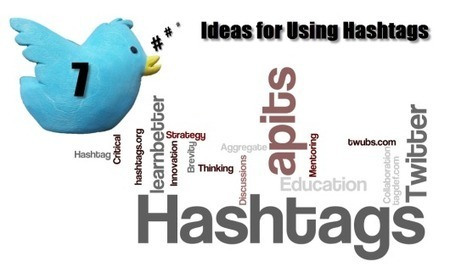 Twitter For Learning: 7 Ideas For Using Hashtags In The Classroom | Instructional Technology Solutions | The Charles Schultz Philosophy | Scoop.it