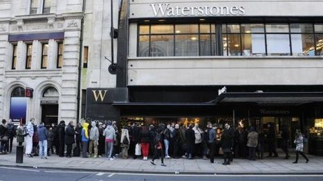 Waterstones to stop selling e-books as it ties up with Kobo - BBC News | Research Theme 2016: e-commerce | Scoop.it