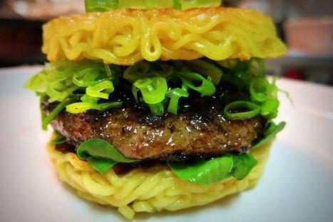 Ramen Burger's Inventor Talks About the Food Craze Eclipsing the Cronut | Smart Food | Scoop.it