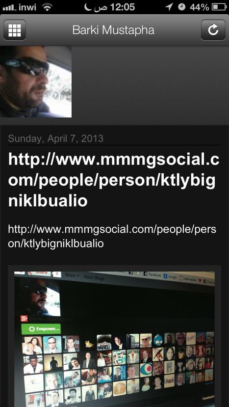 Barki Mustapha - Google+ - Rare est le nombre de ceux qui regardent avec leurs propres… | Barkinet | Scoop.it