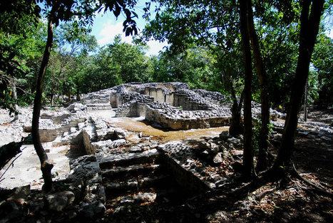 Zona arqueológica de Xelhá, Quintana Roo | La antigua civilización Maya | Scoop.it