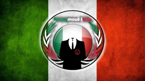 Anonymous Hack Italian Job Portals, Leak Trove of Data Against New Labour Laws - HackRead.com | The Pointman | Scoop.it