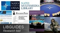 Home - Welcome to NATO LibGuides - Welcome to NATO LibGuides at NATO Multimedia Library | Informed Teacher Librarianship | Scoop.it