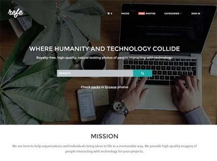 Los mejores bancos de imágenes gratuitos  - Educación 3.0 | Tastets de TIC I TAC | Scoop.it