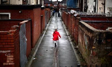 Child poverty: a 43-year-old mother writes of struggling to make ends meet | Hardship | Scoop.it