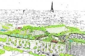 Comment habiter les toits de Paris ?   Innovations et Développement durable   Scoop.it