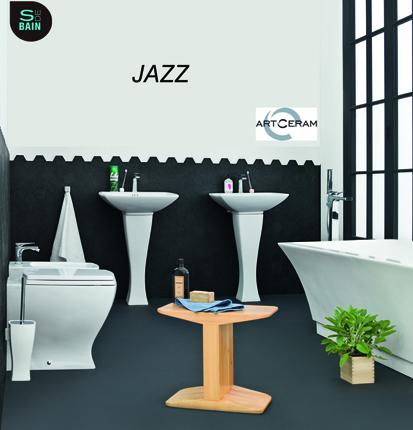 Collection de sanitaires de salle de bain JAZZ - TREEMME | Design de la salle bain | Scoop.it
