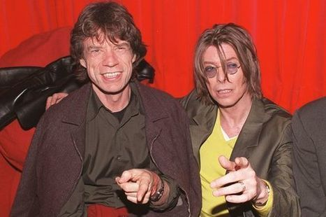 Mick Jagger pays special TV tribute to old pal David Bowie | B-B-B-Bowie | Scoop.it