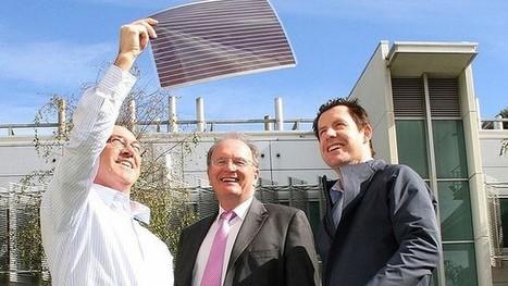 Printable solar cell production: A new solar revolution | diversité | Scoop.it