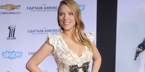 Scarlett Johannson wore a Giorgio Armani Privé outfit | fashion and runway - sfilate e moda | Scoop.it