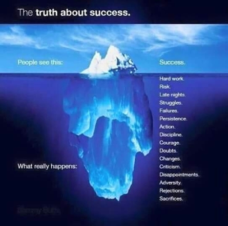 Success is... | Tin ruồi | Scoop.it