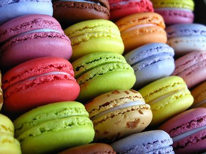Top 5 macarons in Paris   Kat's edible journey   Scoop.it