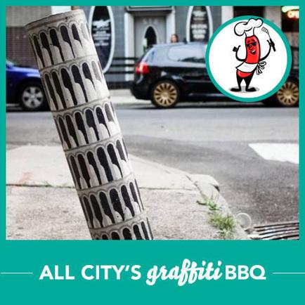 All City's Graffiti BBQ #40 | Rap , RNB , culture urbaine et buzz | Scoop.it