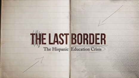 College graduation is the 'last border' for Latino students in US | Education and Chicago from CSI | Scoop.it