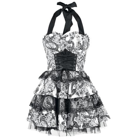 Skully Dress (Currently On Offer)   Invanity   Scoop.it