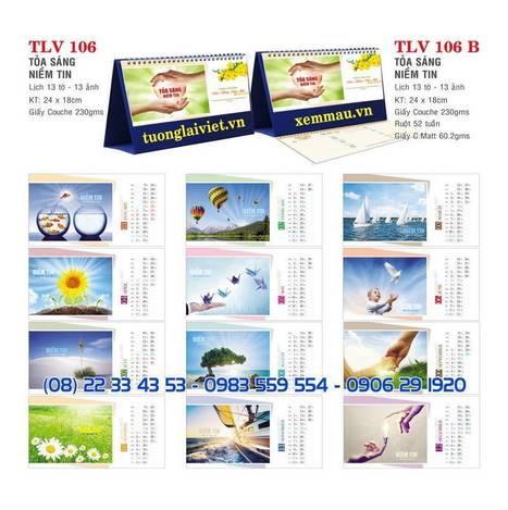 In lịch để bàn | In ấn quảng cáo | Scoop.it