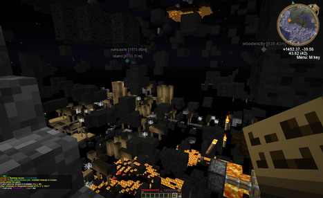 Julialy's X-Ray Mod 1.7.4/1.7.2/1.6.4 | Mods | Scoop.it