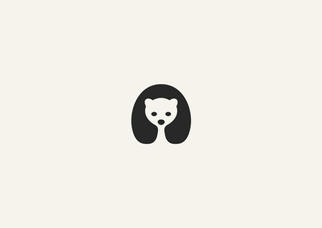 10 Cute Animal Logos Created With Clever Use Of Negative Space | xposing world of Photography & Design | Scoop.it