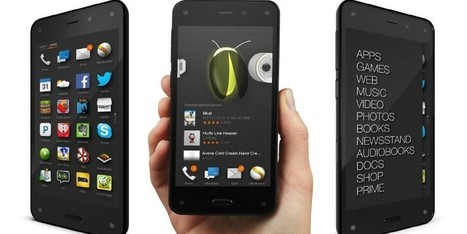 Amazon Unveils New 3D Fire Phone | My Particular Utterance | Scoop.it