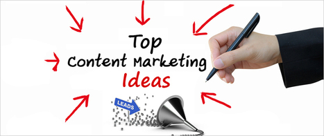 Top Content Marketing Ideas for December 2014 - Business 2 Community | Content Creation, Curation, Management | Scoop.it