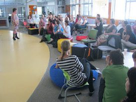 open learning spaces: PLG- Collaboration is the key | Mr G's Life in general | Scoop.it
