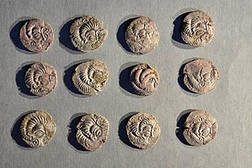 Archaeologists put world's largest hoard of Celtic coins on display at ... | Histoire et archéologie des Celtes, Germains et peuples du Nord | Scoop.it