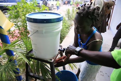Haití: El cólera desaparecerá si se garantizan fondos suficientes para la respuesta, dice el asesor de la ONU | ECO-DIARIO-ALTERNATIVO | Scoop.it