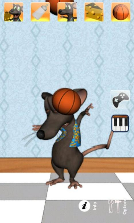 Talking Mike Mouse - Android Market | Android Apps | Scoop.it