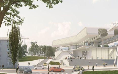 13 projets de téléphériques à l'étude en Ile-de-France | transports par cable - tram aérien | Scoop.it