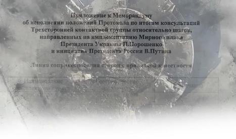 Украинские СМИ: Аэропорт Донецка по Минскому меморандуму должен был отойти ополченцам | Global politics | Scoop.it