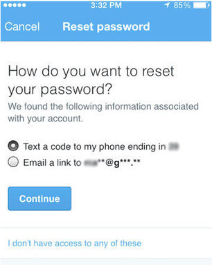 Twitter makes password reset easier, account hijacking harder | Social Media and its influence | Scoop.it
