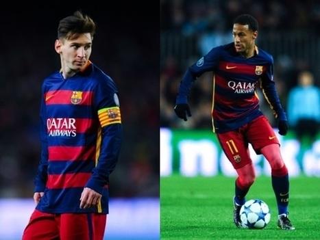Có khi nào QBV 2015 sẽ phá hủy Neymar-Messi - Nhận định bóng đá - Tin tức bóng đá trận đầu đỉnh cao | cửa cuốn | Scoop.it