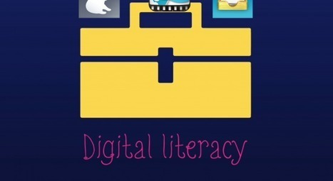 Digital literacy | The Slothful Cybrarian | Scoop.it