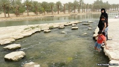 Wadi Hanifah: An oasis refreshing the city of Riyadh | Complex Insight  - Understanding our world | Scoop.it