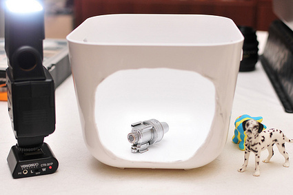 Using IKEA Limbo For Product Photography | DIYPhotography.net | Photography Technics | Scoop.it