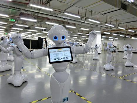 GeckoSystems veut accélérer ses prises de position au Japon - H+ Magazine | Une nouvelle civilisation de Robots | Scoop.it