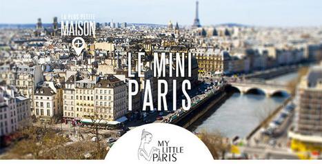 Les plus petits lieux de Paris | Le temps de vivre | Scoop.it