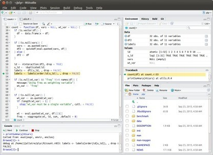 RStudio v0.98 Preview (Debugging Tools and More) | Quantitative Finance | Scoop.it