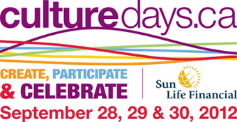 Stratford Public Library participates in Culture Days | SocialLibrary | Scoop.it
