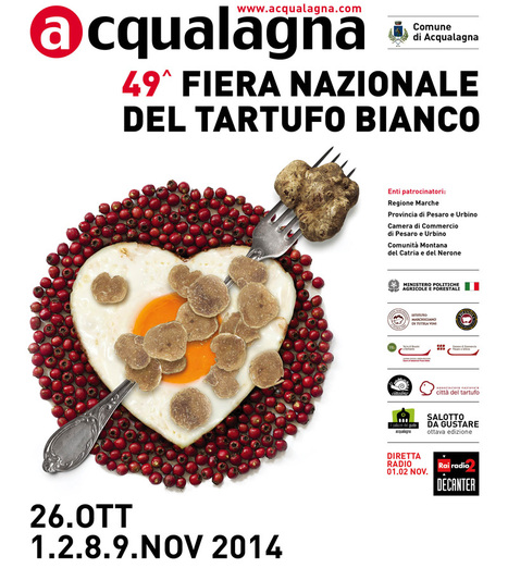 The 49th National White Truffle Fair of Acqualagna | Le Marche and Food | Scoop.it