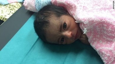Baby boy born on migrant rescue vessel | Unit 2- Population and Migration | Scoop.it