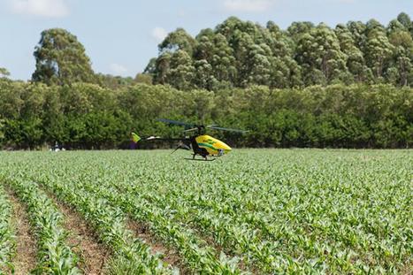 Drones mapeiam áreas rurais | Geoflorestas | Scoop.it