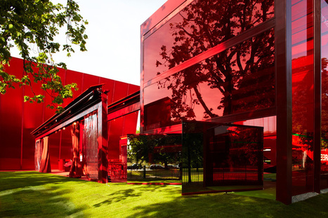 Video: Serpentine Gallery Pavilion 2010 by Jean Nouvel | The Architecture of the City | Scoop.it