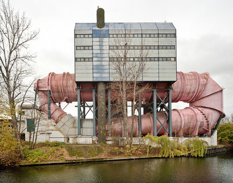 Techno-Human Utopia: 4 PROJECTS in Berlin by Ludwig Leo – – SOCKS | The Architecture of the City | Scoop.it