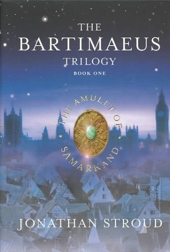 The Amulet of Samarkand, by Jonathan Stroud | YAFic | Scoop.it